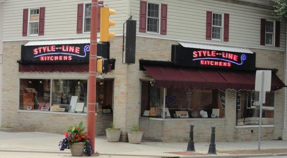 Style--Line Kitchens - On the center square of Hanover, PA